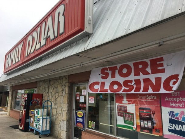 Longtime grocery Family Dollar to close Mt  Vernon location